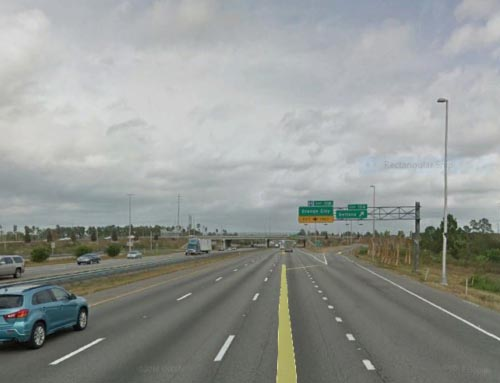 SR 400/I-4 EB Exit Ramp Reconstruction + Widening to Saxon Blvd to include an additional Left Turn Lane, Florida